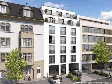 NEUBAU - gut geschnittene Stadtwohnung im 3. OG mit TOP-Ausstattung im Herzen der Stadt Karlsruhe