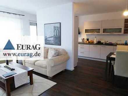 N-Hummelstein: Sehr schöne 3-Zi-Whg (2.OG) mit EBK, Gäste-WC, Balkon