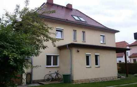 Gemütliche Doppelhaushälfte (Einfamilienhaus) in Dresden Niedersedlitz zu vermieten