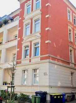 Östliches Ringgebiet: ruhige 3-Zimmer-Wohnung mit Wintergarten in beliebter Lage