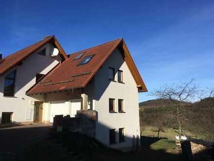 Fertigstellung 2017 - Schöne, geräumige und helle ein Zimmer Wohnung in Poppenhausen (Wasserk.) OT R