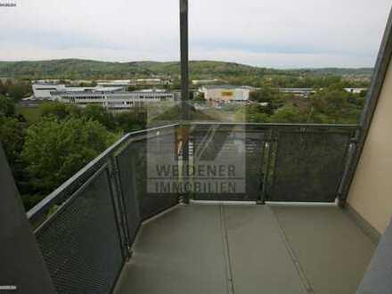 Mit Fernblick! 2 Raum Wohnung mit Balkon nahe der Berufsakademie!