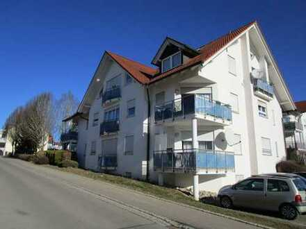 Schöne drei Zimmer Wohnung in Pfullendorf (Kreis Sigmaringen)