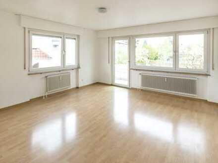 Helle 2,5 Zimmer Wohnung in zentraler Lage von Oberesslingen