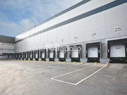 Lager-/ Logistikflächen ab Anfang 2020 zu vermieten