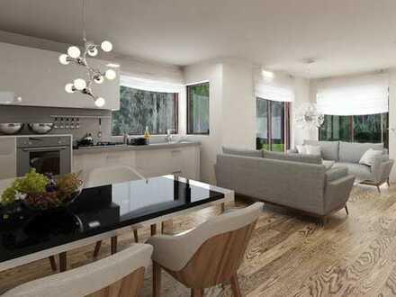 2-Zimmer-Wohnung mit großem Wohnbereich, Terrasse & 2 Hobbyräumen im UG in Wohlfühllage