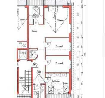 Neubau/Erstbezug: 4-Zi.-Wohnung im Dachgeschoss, Rodgau/Weiskirchen