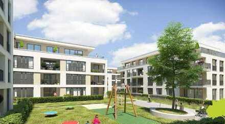 Betreutes Wohnen: Geräumige 2-Zimmer-Wohnung mit Loggia in Südausrichtung