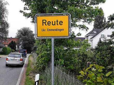 SUPERCHANCE auf ein Spekulationsgrundstück nahe Freiburg in Reute! Heute kaufen und in Zukunft Bauen