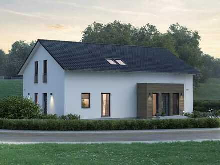 Bringen Sie alle unter ein Dach und bauen Sie das Mehrgenerationshaus Familystyle 26.01s
