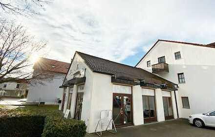 TOP-Lage, Gaimersheim: Ladengeschäft, ca. 100 qm, Stellplätze, Außenbereich
