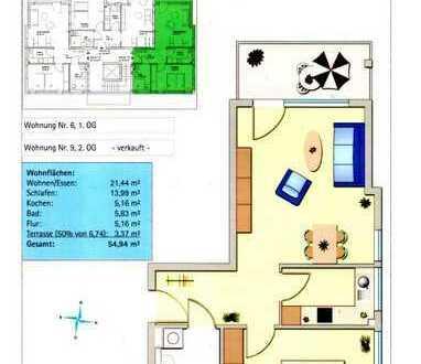 Wohnung im Betreuten Wohnen