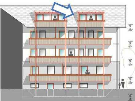 Erstbezug: Traumhafte Penthouse-Wohnung mit Balkon in Sonthofen-Altstädten