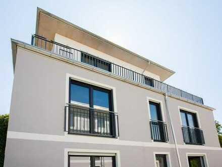 Exklusives Penthouse mit großzügiger Dachterrasse