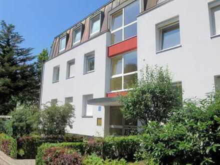 Erstbezug nach Sanierung: Möbliertes Appartement in Forstenried