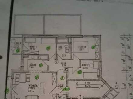 Ansprechende 4-Zimmer-Wohnung mit EBK und Balkon in Fürstenried, München