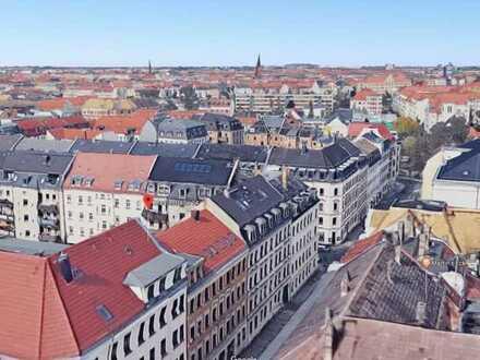 Hübsche Stadtwohnung mit Balkon + 4% Rendite!