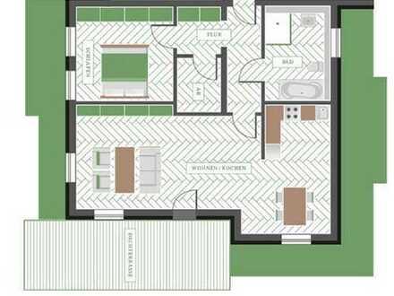 ...große Dachterrasse // sonniges Wohnen am Kohlberg