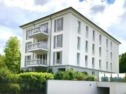 Seniorengerechte, helle 2-Zimmer Wohnung mit Balkon und Einbauküche