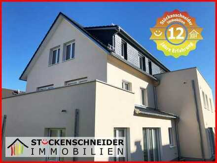 Soviel Platz wie in einem Haus! LUXUS-NEUBAU-Wohnung mit großer Terrasse! WE3 - www.isi-wohnen.de