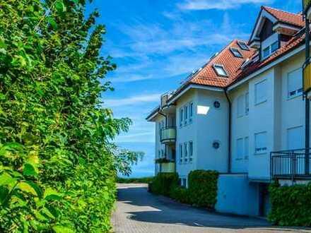 Sehr schöne 4,5 Zi.-DG-Maisonette-Wohnung mit Balkon in zentraler Lage von Bühl