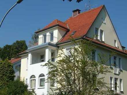 Gepflegte Wohnung mit drei Zimmern und Balkon in Bad Hersfeld
