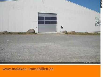 Nur 20 KM von Bielefeld-Lagerhalle / Gewerbehalle /Halle mit Büro und Freifläche in Lemgo