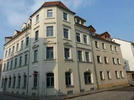 Sonnige 3-Raum DG-Wohnung mit Balkon in zentraler Lage Zittau Stadt