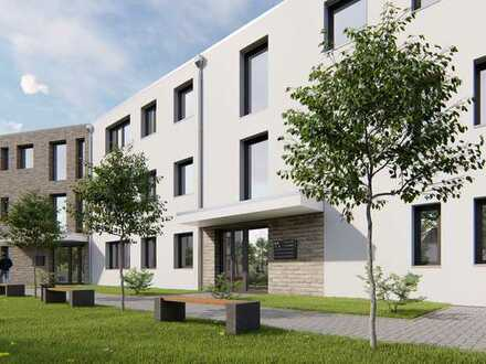 #altersgerecht #2 Zimmer #Neubauwohnung #Terrasse