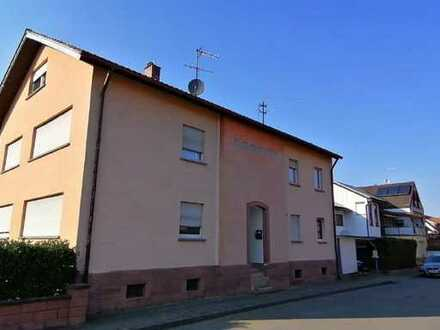 IMA-Immobilien bietet ein 2 Familienhaus in Ichenheim