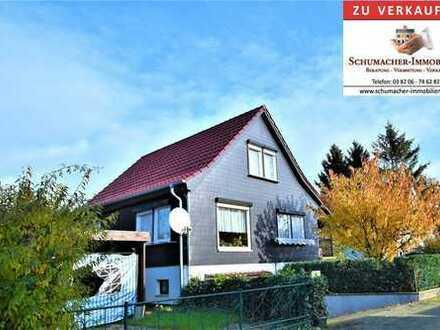 Ruhig gelegenes Einfamilienhaus in Samtens/Rügen