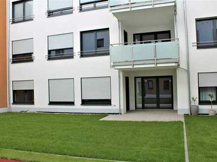 Rollstuhlgerechte 2-Zimmer Erdgeschosswohnung in Limburgerhof