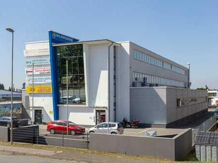 Lagerfläche mit Büro an der A3 - Heusenstamm - direkt vom Eigentümer zu mieten