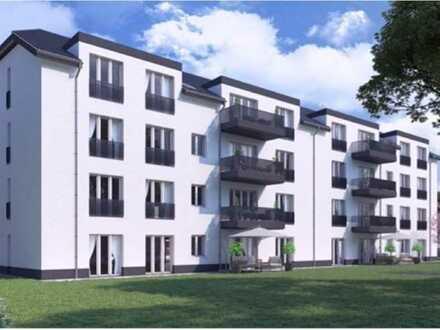 Erstbezug mit Balkon: exklusive 2-Zimmer-EG-Wohnung in Strausberg