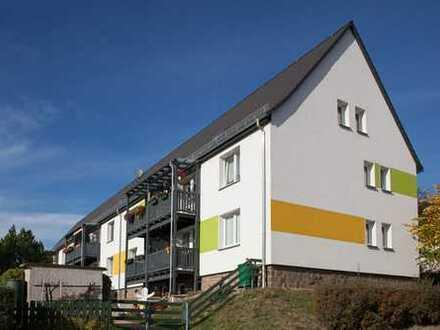 3-Raum-Wohnung mit Balkon wartet auf neue Bewohner