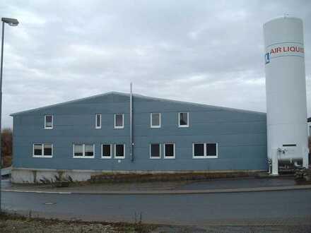Produktionshalle mit Kühlhaus von 2005