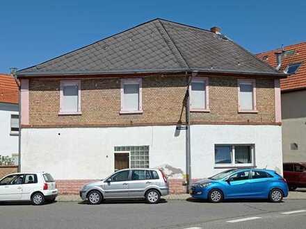 Einzigartiges 3-Zimmer-Einfamilienhaus zum Kauf in Saulheim