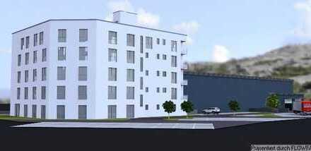 Neubau Lagerhalle mit zwei Bestandshallen und flexibler Nutzungsmöglichkeit