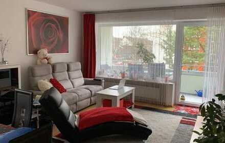 * Vermietete 3 Zimmer Eigentumswohnung in Unterschleißheim zu verkaufen *