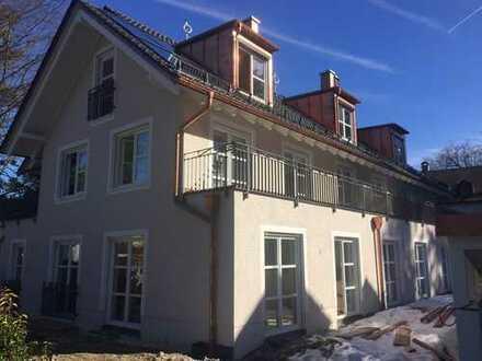 Exklusives Stadthaus in Solln Erstbezug
