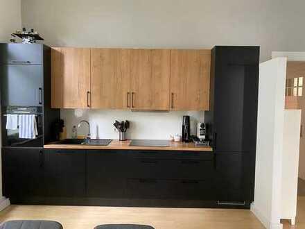 renovierte, gehobene 2-Zimmer-Wohnung sucht neuen Mieter