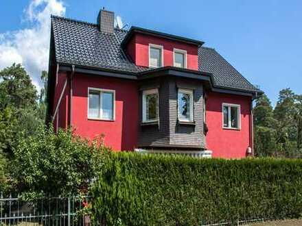 Attraktives, bezugsfertiges Mehrfamilienhaus mit 3 WE im Speckgürtel Berlins - Schönwalde-Glien
