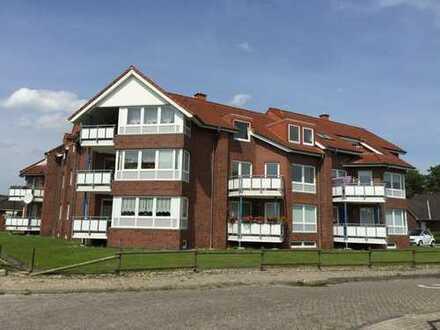 5665 - Gepflegte 3-Zimmer-Wohnung in ruhiger Lage von Hinte