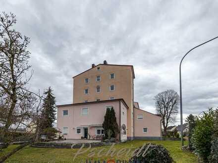 Große 4 Zimmer-Familienwohnung mit Terrasse, Garten, Carport als Kapitalanlage