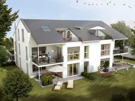 Traumhafte Dachgeschosswohnung mit Terrasse