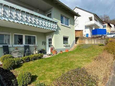 Kleine Eigentumswohnung in Lohr-Lindig