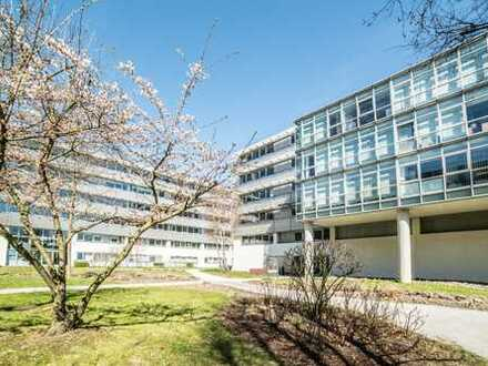 Helle Büroflächen l moderne Architektur l ruhige Lage | PROVISIONSFREI