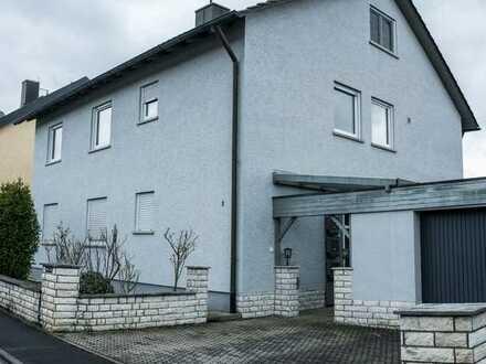 Attraktive 3-Zimmer-Wohnung mit Balkon in Volkach