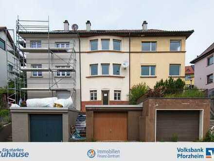 Auf gute Nachbarschaft - modernisierungsbedürftiges RMH