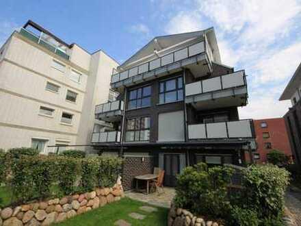 Exklusive Neubau-Ferienwohnung in zentraler und strandnaher Lage von Westerland